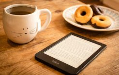 Дочитывание электронных книг
