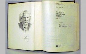 Одно из бесчисленных изданий словаря Ожегова Фото: infourok.ru