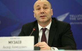 Анзор Музаев: Провести ЕГЭ дистанционно сейчас невозможно.  Фото: Фото: Михаил Синицын