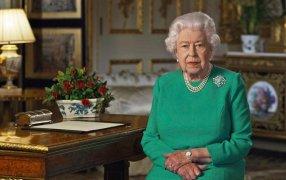 Королева Великобритании Елизавета II  / Из открытых источников