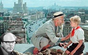 Лазарь Лагин, автор советской повести-сказки «Старик Хоттабыч» / godliteratury.ru