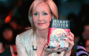 В день рождения автор книг о Гарри Поттере — Джоан Роулинг / Getty Images