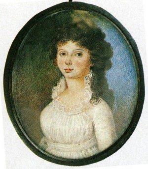 Александра Федоровна Черепанова (1777–1853) — мать поэта Е. А. Баратынского