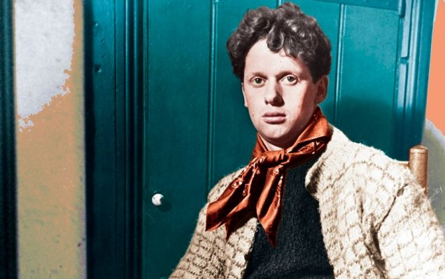 Дилан Марлайс Томас (27 октября 1914 — 9 ноября 1953) — валлийский поэт, прозаик, драматург, публицист. / newstatesman.com