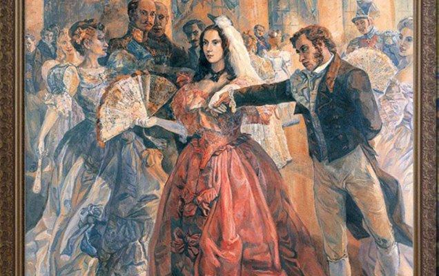 Святослав Гуляев. На балу