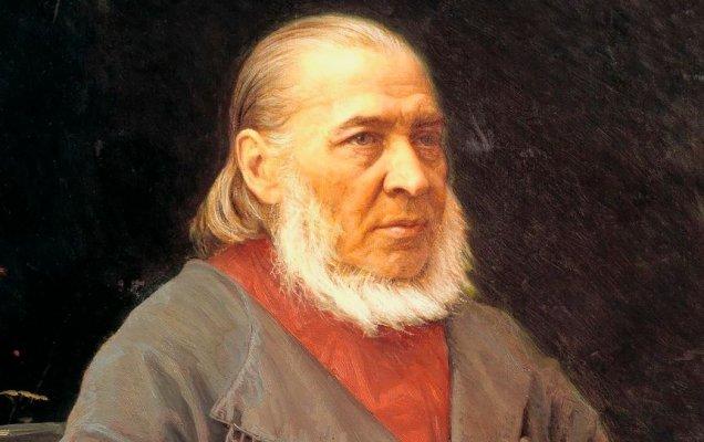 Портрет Аксакова работы Крамского / wikipedia.org