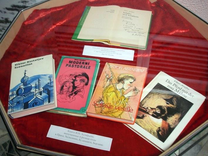 книги писателя изданные на разных языках