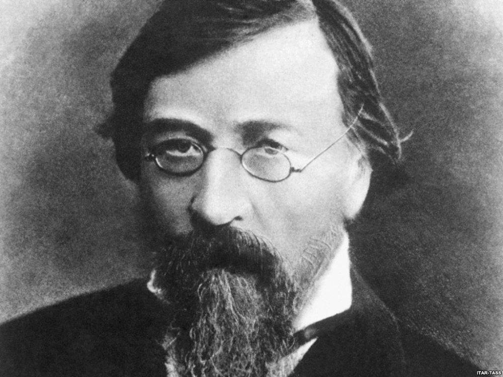 24 июля день рождения Чернышевского.