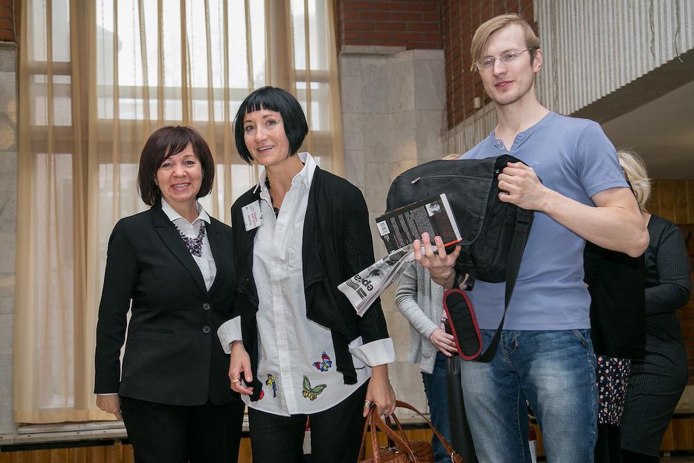 Светлана Тарасова и Марина Йоргенсен