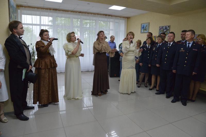 открытие Вишневого сада в Перми
