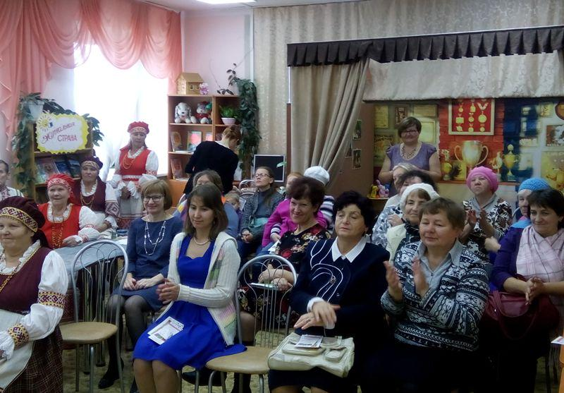 Публика акции в Ильинском
