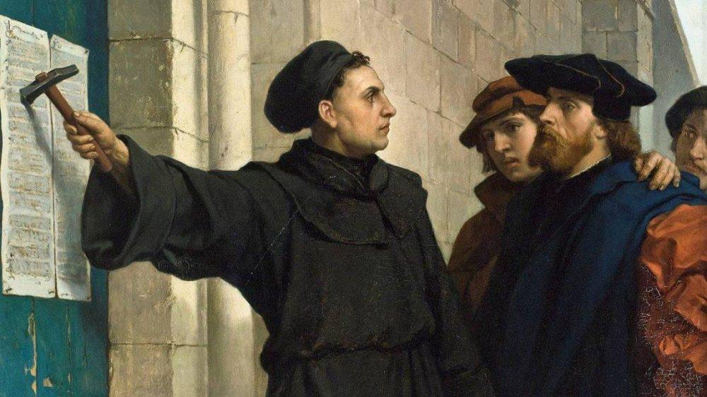 мартин лютер и начало реформации1