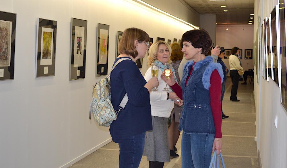 Выставка Дали и Шагал