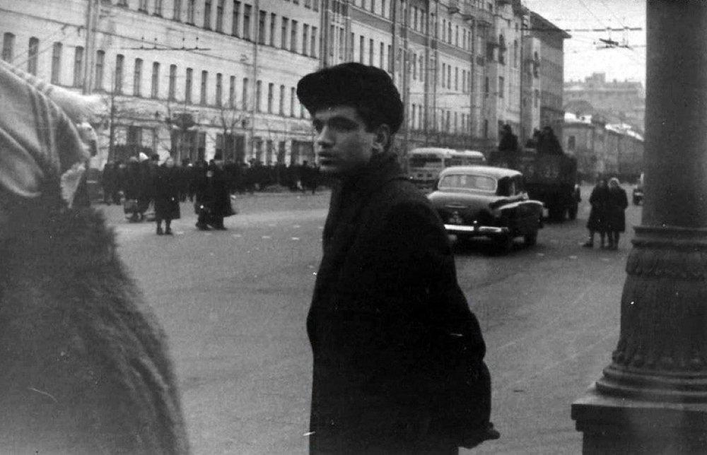 """Геннадий Шпаликов/""""Родина"""""""
