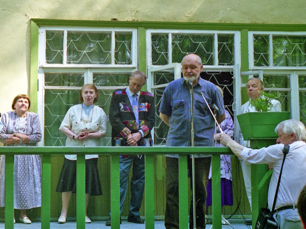 Мои-любимые-поэты-Открытие_дома_Чуковского_1996