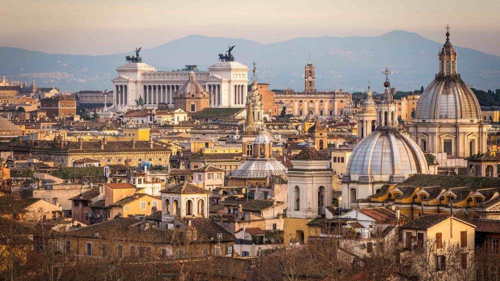 Книги, которые помогут уловить дух мировых столиц Рим