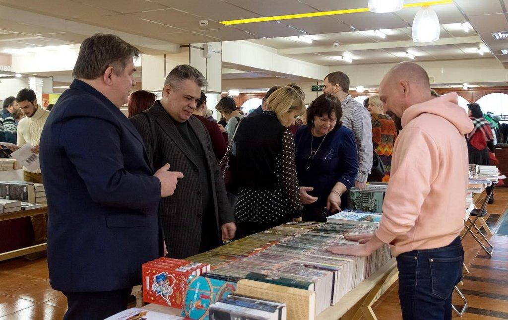 7 марта в Бердске состоится книжный фестиваль принципиально нового формата