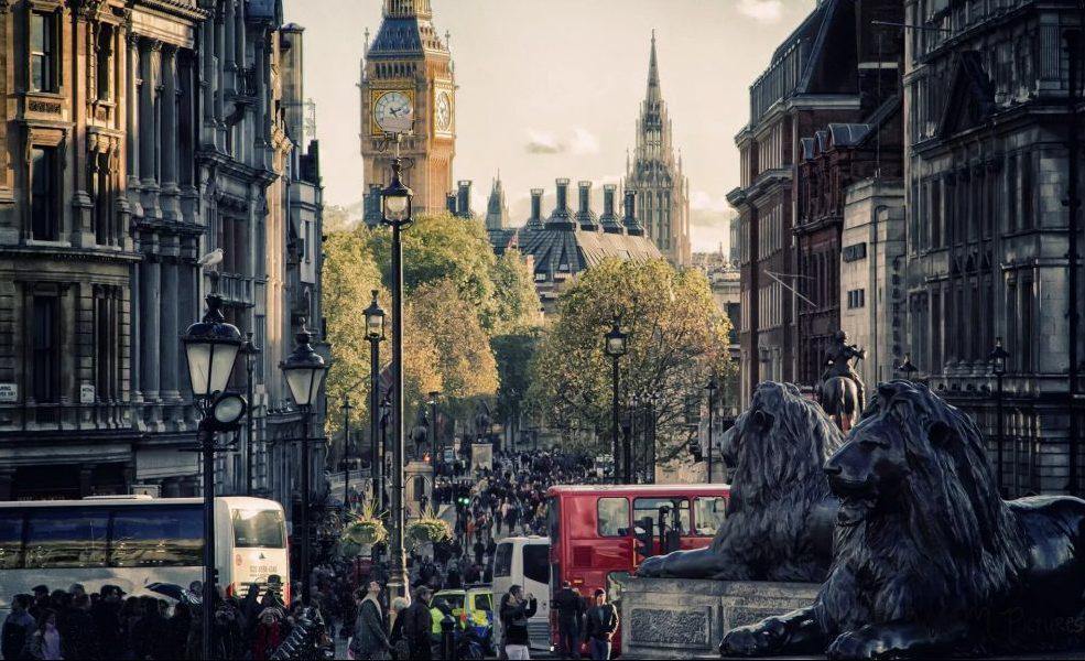 Книги, которые помогут уловить дух мировых столиц Лондон