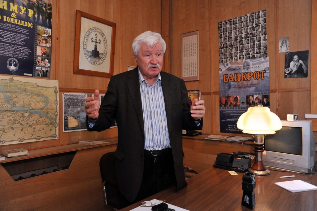 Игорь Масленников, создатель «Зимней вишни» и советского «Шерлока Холмса» о литературе