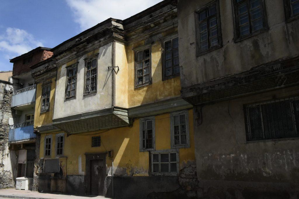 В этом доме местные власти Арзрума планируют открыть музей Пушкина. Фото: Сергей Дмитриев