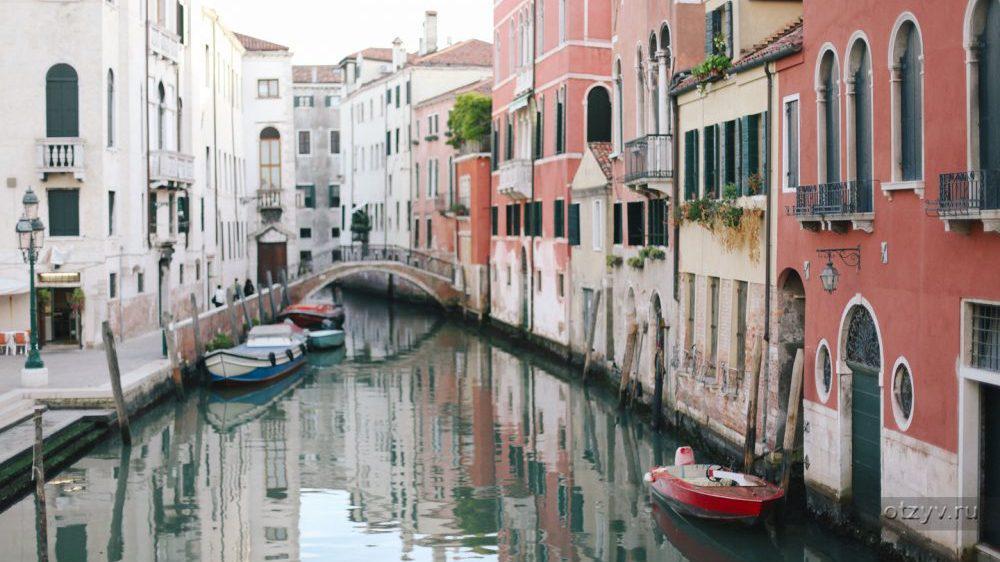 Книги, которые помогут уловить дух мировых столиц Венеция