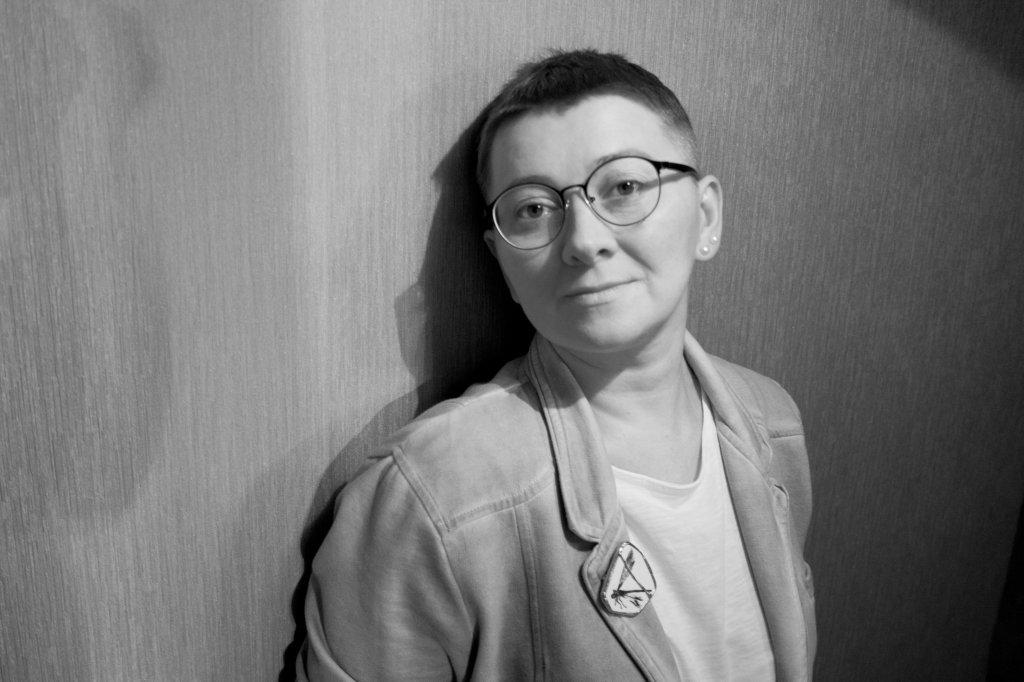 «Несомненно, я занимаюсь феминистским письмом» - признаёт с лауреатка премии «Поэзия» Екатерина Симонова в интервью Галине Рымбу