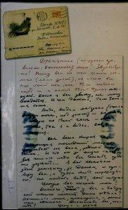 Копия письма Шукшина.