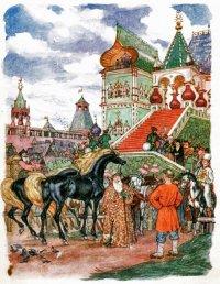 Иллюстрация Милашевский В.А.