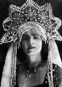 Екатерина Гельцер - Царь-девица, балет