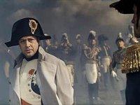 Фрагмент фильма Война и мир. Наполеон
