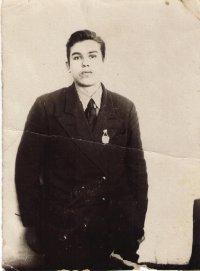 Борис Иванович Евсеев (1919-1943)