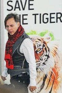 Илья Лагутенко тигр