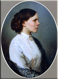 Софья Андреевна Толстая, жена писателя