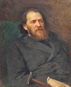 Портрет-Я.П.Полонского