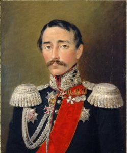 В.Д. Вольховский. Художник А.В. Першаков. 1830-е гг.
