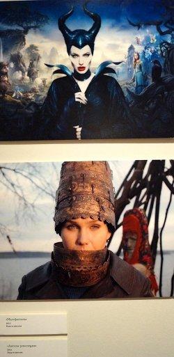 двойной портрет_Хозяйка медной горы