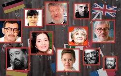 Кого из русских современных писателей переводят за рубежом чаще других Яхина
