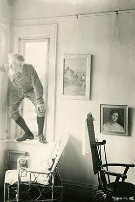 «Селфи» Бернарда Шоу.  Self-portrait, 1907