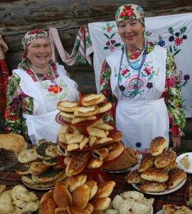 народы Урала - татары