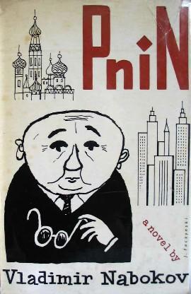 Владимиру Набюокову 120 лет Обложка первого издания книги Пнин