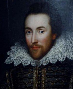 единственный прижизненный портрет Уильяма Шекспира