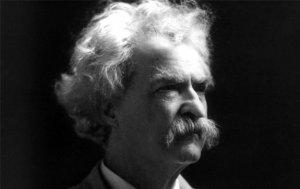 Twain in his 30-th