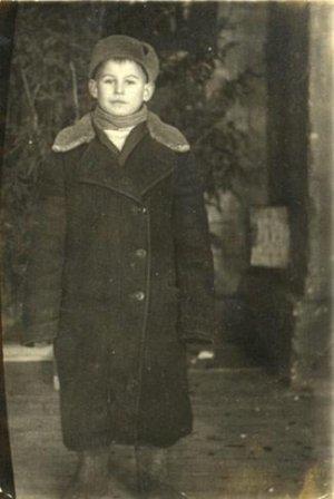 Николай Рубцов в детском доме