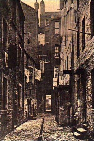 Трущобы Манчестера