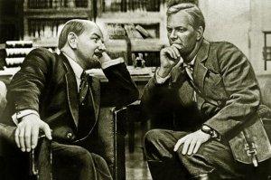 Лев Данилкин написал книгу о Ленине Борис Щукин