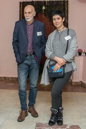 Леонид и Галина Юзефовичи