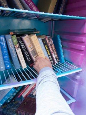 Книжный холодильник