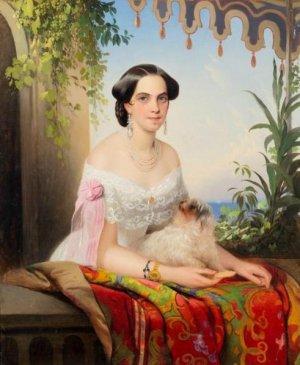 Анна Михайловна Виельгорская (1823-1861),