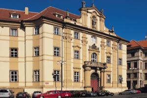 Интервью с директором Славянской библиотеки в Праге доктором Лукашем Бабкой