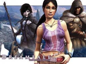 dreamfall бесконечное путешествие компьютерные игры по книгам